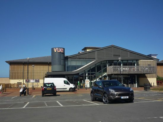 Vue Cinema, Rhyl (formerly the Apollo Cinema)