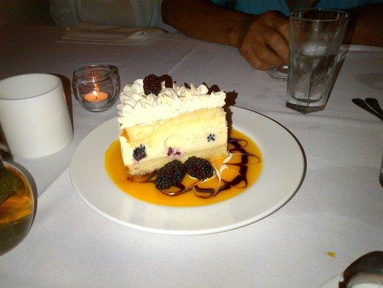 Alloro Wine Bar & Restaurant: Homemade delight