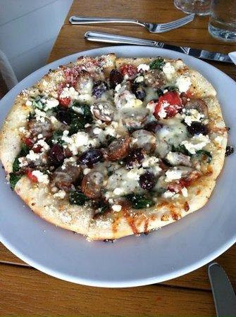 David's KPT: Magna Graecia pizza