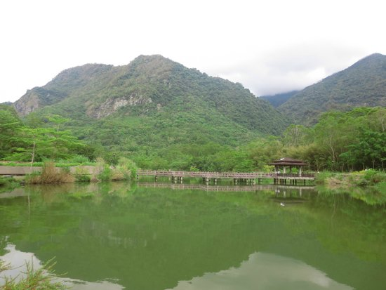 Luoshan Recreation Area