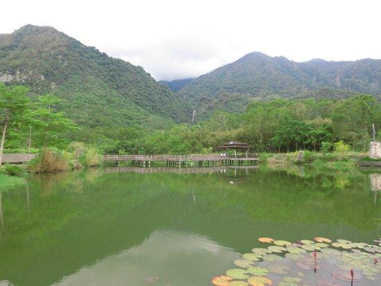 Fuli, Χουαλιέν: Beautiful lake