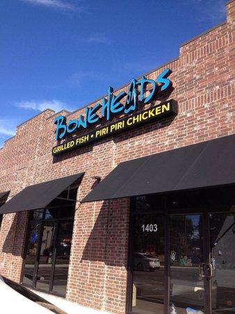 Boneheads Grilled Fish And Piri En Restaurant In Bentonville Ar