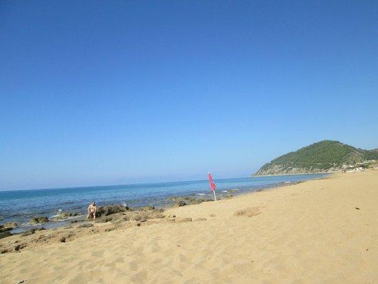 Lido Castellabate: spiaggia