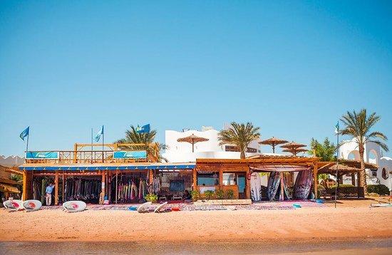 Dahab Resort : станция где мы катали)))