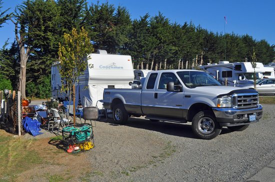 Bodega Bay Rv Park Updated 2017 Campground Reviews Ca