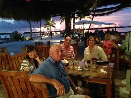 Chesapeake Beach Resort: Nearby restaurant Islamorada Fish Company