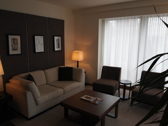 The Langham New York Fifth Avenue: Lounge Area   Two Seater Sofa, Two  Armchairs