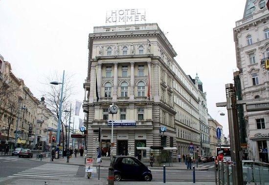Hotel Kummer: Вид на отель