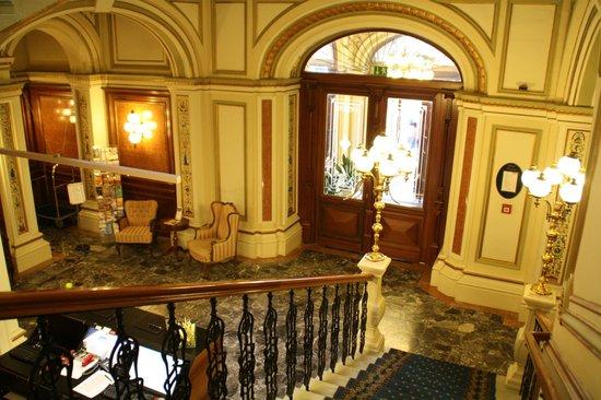 Hotel Kummer: Холл