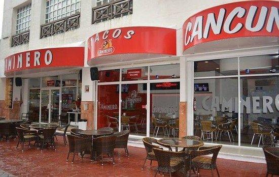 Tacos Caminero: Caminero Tacos Cancun