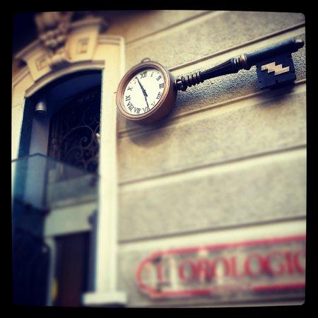 Residence L'Orologio : reception
