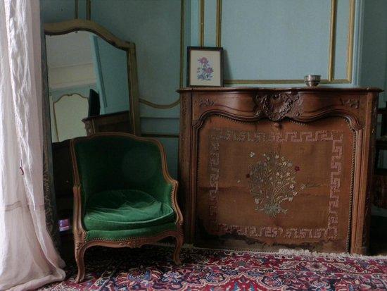 Chateau de Bardonenche: Chambre