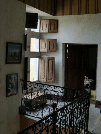 Chateau de Bardonenche: A l'étage