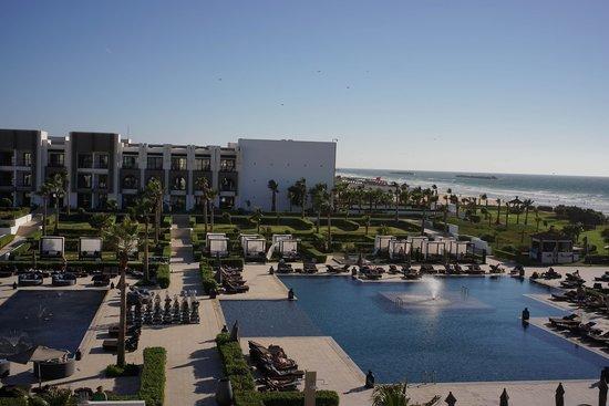 Sofitel Agadir Thalassa Sea & Spa: Vue générale