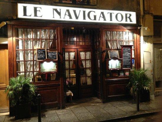 Le Navigator Restaurant Paris