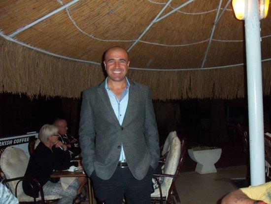 Bitez Han beach bar and resteraunt: Mohammid