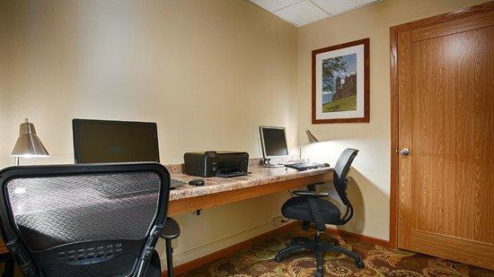 BEST WESTERN PLUS Spirit Mountain Duluth : Business Center