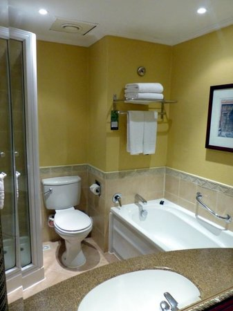 Southern Sun Dar es Salaam: Bathroom