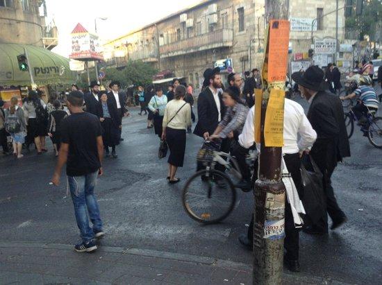 Barrio Judío (Cardo): Esquina