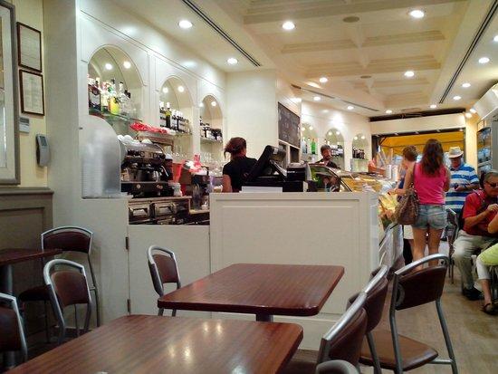 Ristorante Self- Service L'Orologio: общий вид кафе