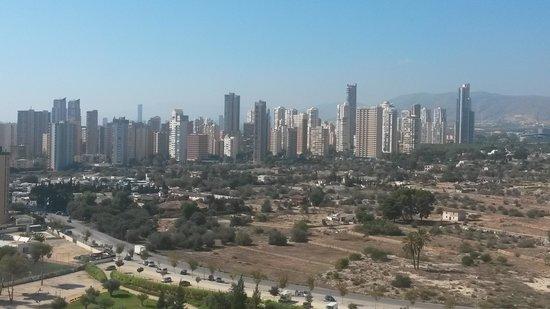 Buenavista: view from 15a
