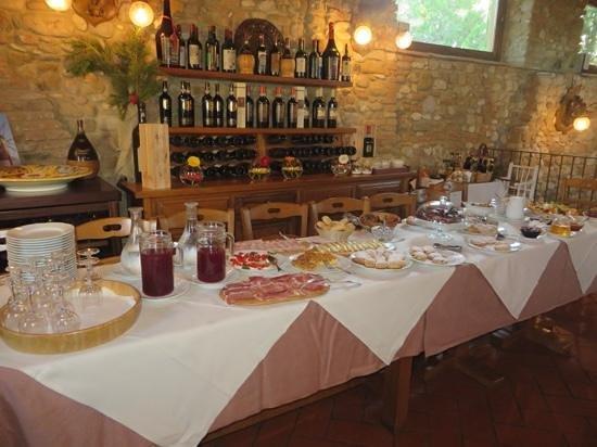 Relais Poggio Borgoni: poggio borgoni