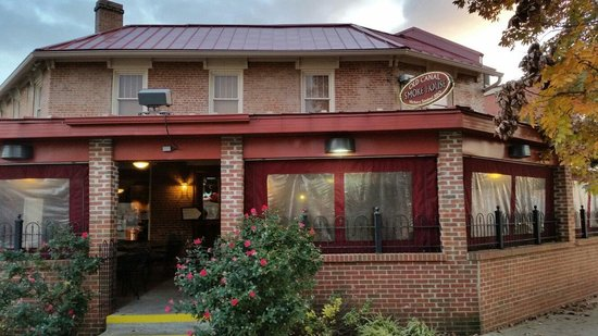Old Canal Smokehouse: Yummy BBQ!