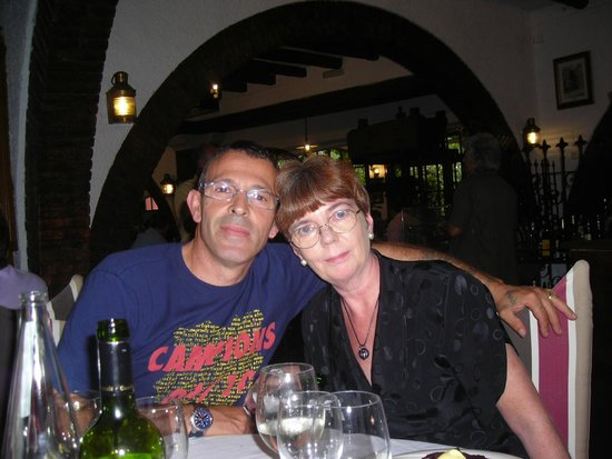 El Trull: Mi marido y yo