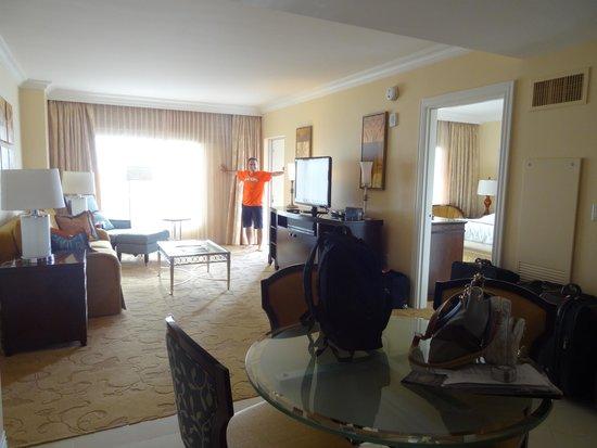 Waldorf Astoria Orlando : Sala de estar