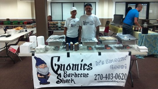 Gnomies Barbecue Shack: At Campbellsville University
