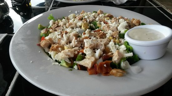 JAX Bar & Grill: Cobb Salad at Jax's