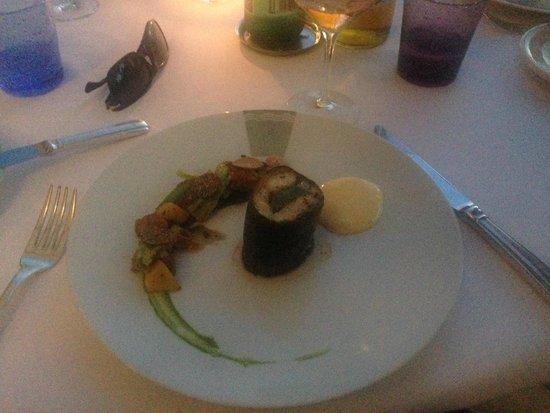 Restaurant La Passagère : Fish