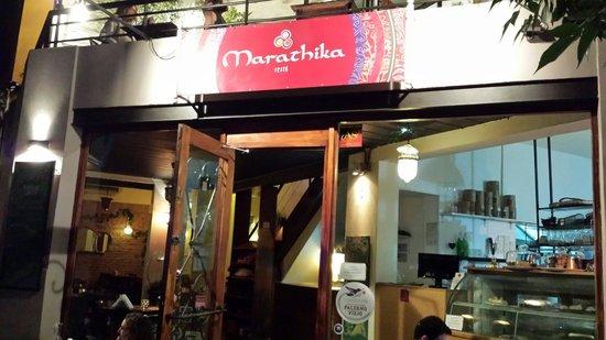 Salta la Llama: They change the name to MARATHIKA