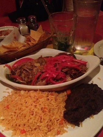 Maya Cafe: Amazing Pork