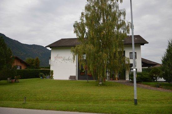 Landhaus Pension Seehof: Fachada do Hotel