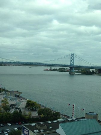 View from Room 1605