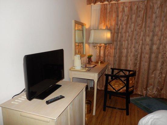 Malla Hotel: habitacion