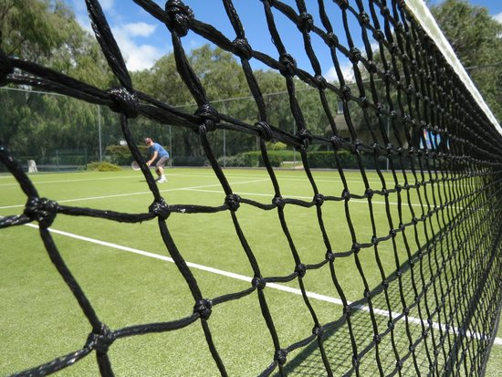 Bayview Geographe Resort: Tennis Courts