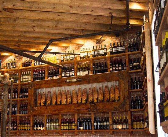Photo of Italian Restaurant Terra Wine Bar at 222 W Broadway, New York, NY 10013, United States