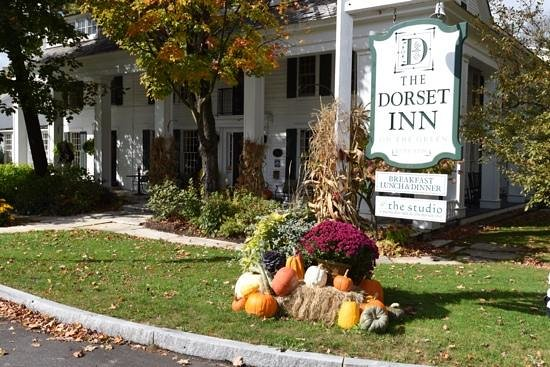 The Dorset Inn : The inn's front facade