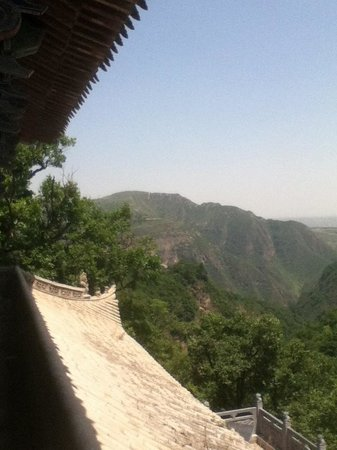 Pingliang, China: KongTong Mountain