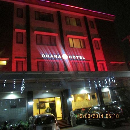 Ohana Hotel Kuta : Teh hotel