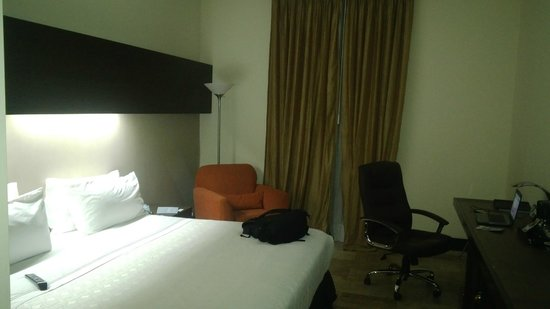 Sonesta Hotel Barranquilla: Habitacion