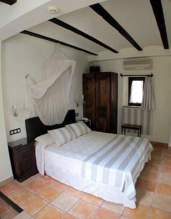 Hotel Zaguan del Darro: La chambre