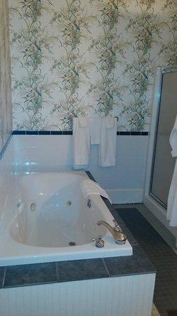 Rockwood Manor: Room #7 bath