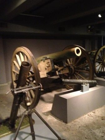 West Point Museum: Artillery power