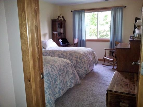 Methow Suites Bed and Breakfast: Very comfortable