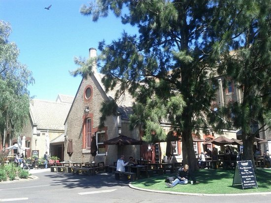 Photo of Cafe The convent abbotsford at 1 St Heliers St, Abbotsford, Vi 3067, Australia