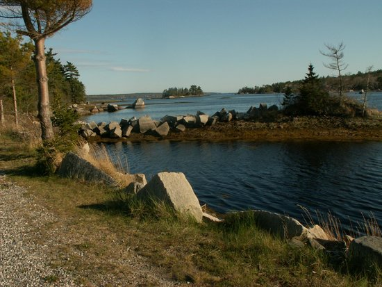 Shelburne, Canada: Islands Provincial Park