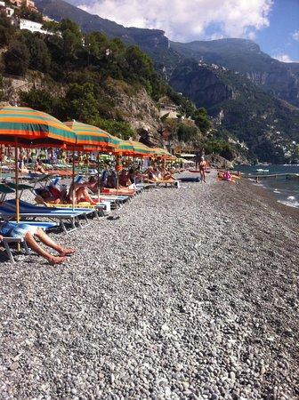 Spiaggia del Fornillo: Beach